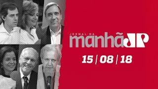 Jornal da Manhã - 15/08/18