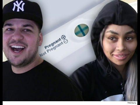 Rob Kardashian Gets Blac Chyna Pregnant. Epic L.