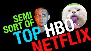 3LAR - Semi-sort of TOP Netflix & HBO