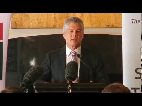 Afghanistan's implications for 2013 Defence White Paper - Defence Minister Stephen Smith