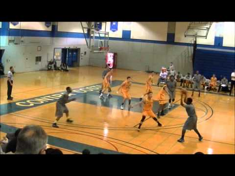 Contra Costa College G Davion Mize Sophomore Season Highlight Tape (2013-2014)