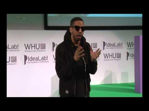Ryan Leslie speaks & performs at IdeaLab! 2013