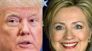 Трамп-Клинтон: кто же победит?