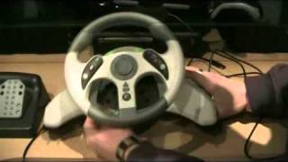 Unboxing Microcon MC2 Steering / Racing Wheel & Pedals for Xbox 360, F1 2010, N4S & Forza 3