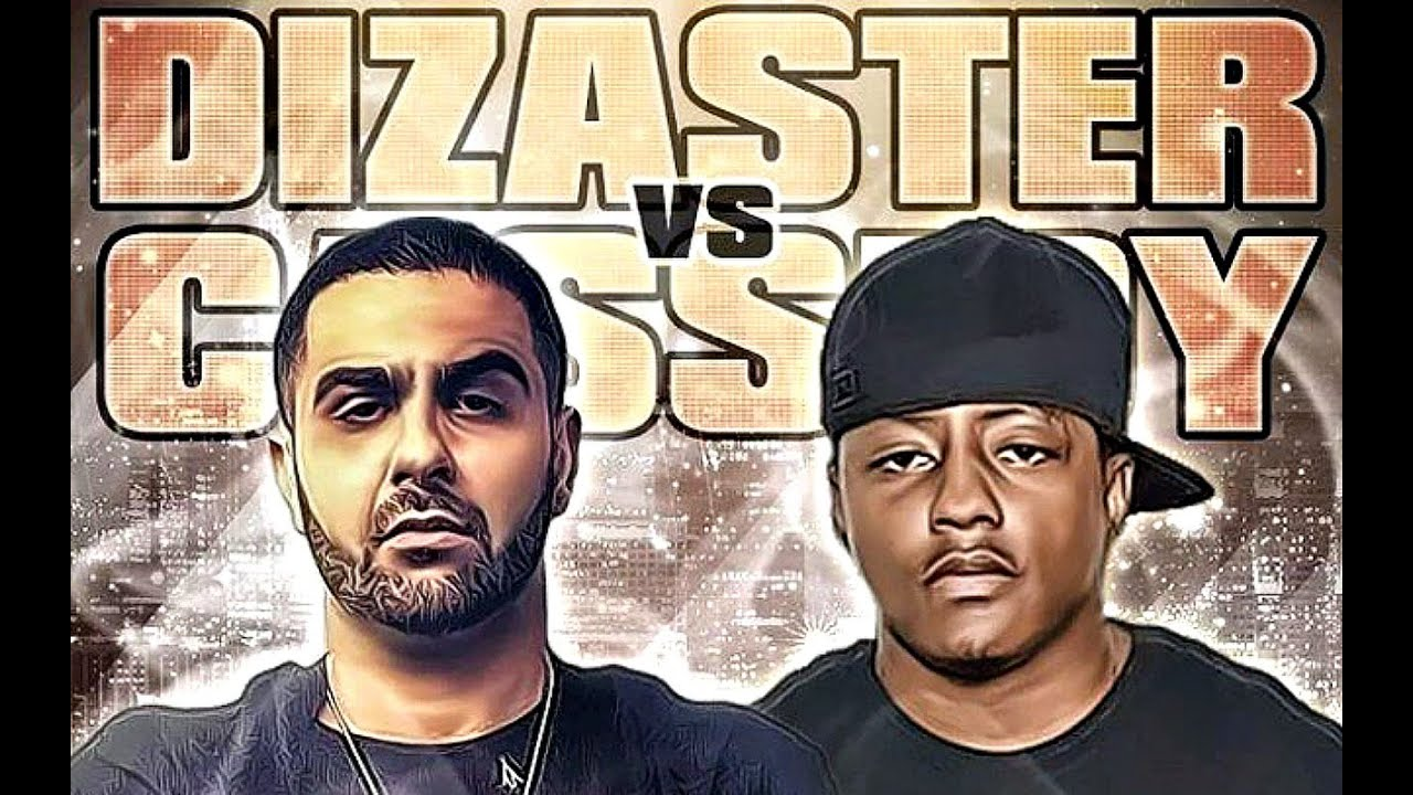 Cassidy vs Dizaster FULL BATTLE