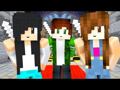 Minecraft - NINGUÉM DESCONFIOU DELA (Murder Mystery)