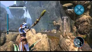 Avatar the Game Gameplay (Xbox 360)