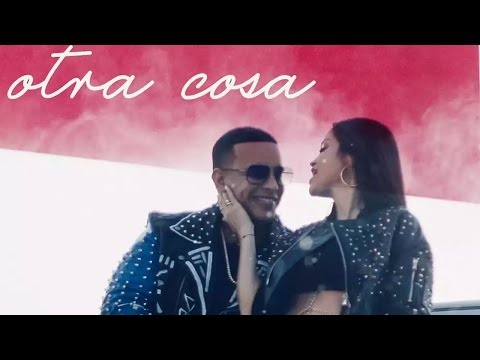 Daddy Yankee y Natti Natasha - Otra Cosa [Lyric Video]