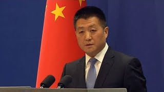China expresses concern over reports of South Korean journalist beaten by Beijing security guards