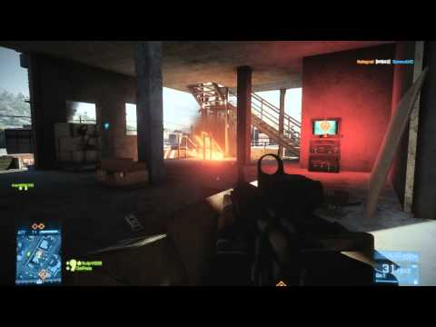 Battlefield 3 - Rush - Kharg Island - Two Guys One Bangbus video