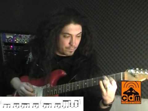 1 marzo Gonella Pier Metal Rhythm Dream Theater Style