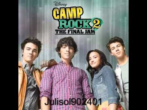 Camp Rock 2   It's On Full Hq W lyrics video