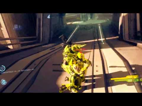 Ninja Big Bunny :: A Halo 4 Ninja Montage :: Edited by Quill :D