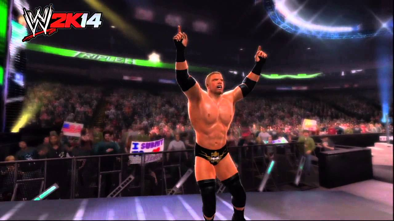 Wwe 2k14 Daniel Bryan Yes Entrance Yes  -   WWE 2K14   Mashup