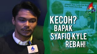 KECOH! Bapak Syafiq Kyle rebah   Melodi 2018