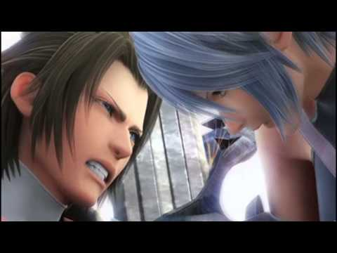 Kingdom Hearts: Birth By Sleep Opening Cutscene HD