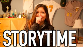 HIS MOM WALKED IN!!!   STORYTIME