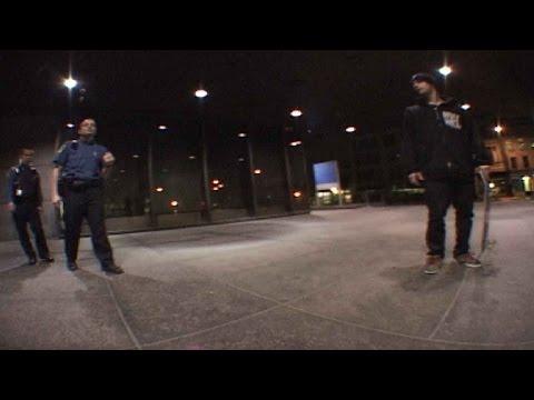 Ethernal Skate Films / Social Exclusion X Steven Mazerolle / Street Skateboarding Reality in Mtl