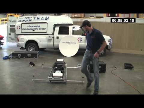 TEAM C3I Ground Control Assembly - YouTube HD.wmv