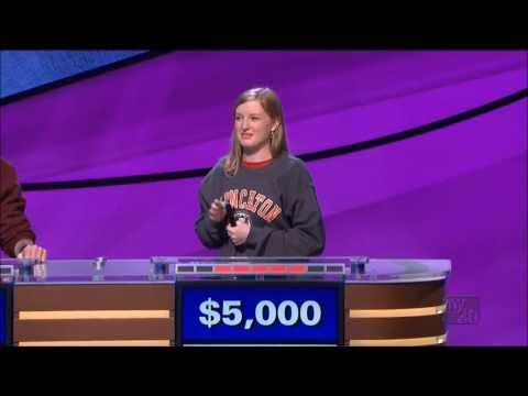 Jeopardy Coupling On Tv Category February 21 2014