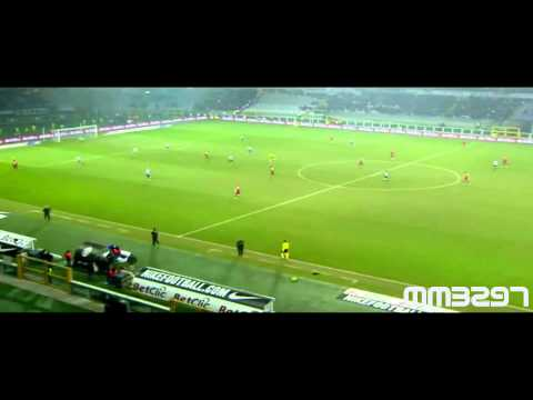 Mirko Vucinic - Best goals in A.S. Roma | HD