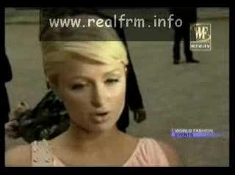 Just Me By Paris Hilton video