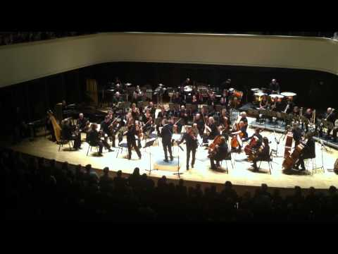 Score - C64 medley (barbarian, ik+, monty on the run) by NorrlandsOperan symphony orchestra