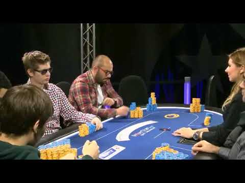EPT9 - Prague. Main Event, FinalTable. E4