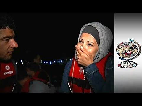 Kos Becoming Main Migrant Entry Point To Europe