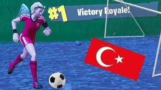 OYUNDA TÜRKİYE FORMASI? (Fortnite Battle Royale)