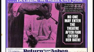"Johnny Dankworth - Main Theme from ""Return From the Ashes"" (1965)"