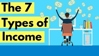 7 Types of Income Millionaires Have [How the Rich Make Money]