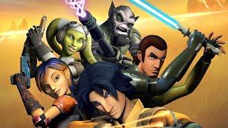 Star Wars Rebels Finale Trailer - PALPATINE