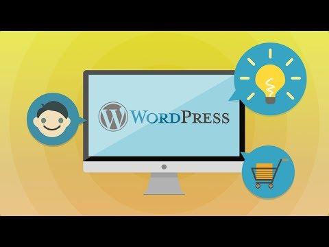 Как бесплатно создать сайт на Wordpress за час [GeekBrains]