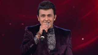 Sonu Nigam's awesome intro at Royal Stag Mirchi Music Awards | #RSMMA