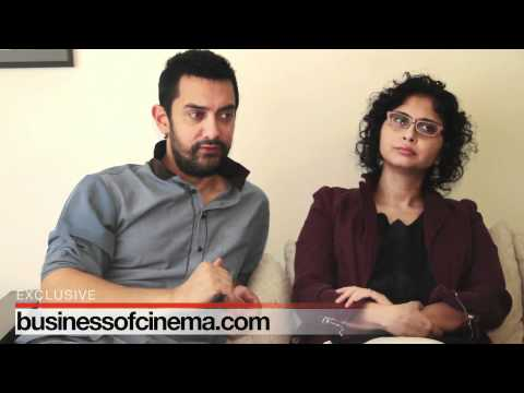 EXCLUSIVE: Aamir Khan - Kiran Rao Interview