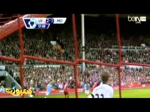Liverpool vs Manchester City 3 2 ~ All Goals Full Highlights 13 4 2014