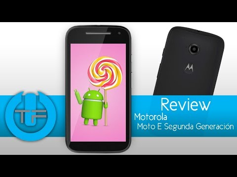 Motorola Moto E 2 2015 - Será el mejor celular de gama baja?