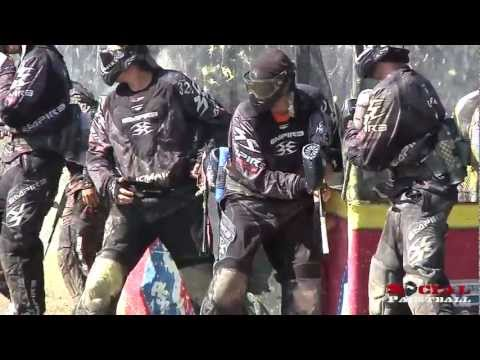 PSP World Cup 2010: RAW Paintball, Part 1