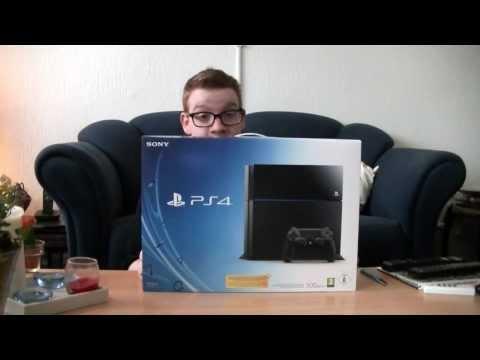 GamerGeeks Unboxing - Playstation 4
