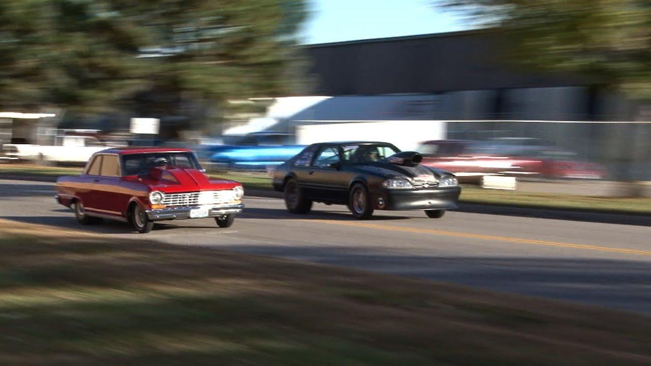 Street car race