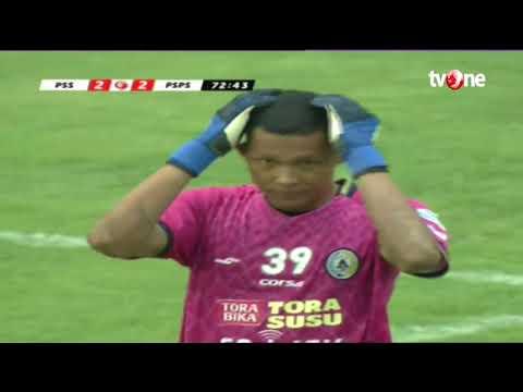 PSS Sleman vs PSPS Riau: 2-3 All Goals & Highlights