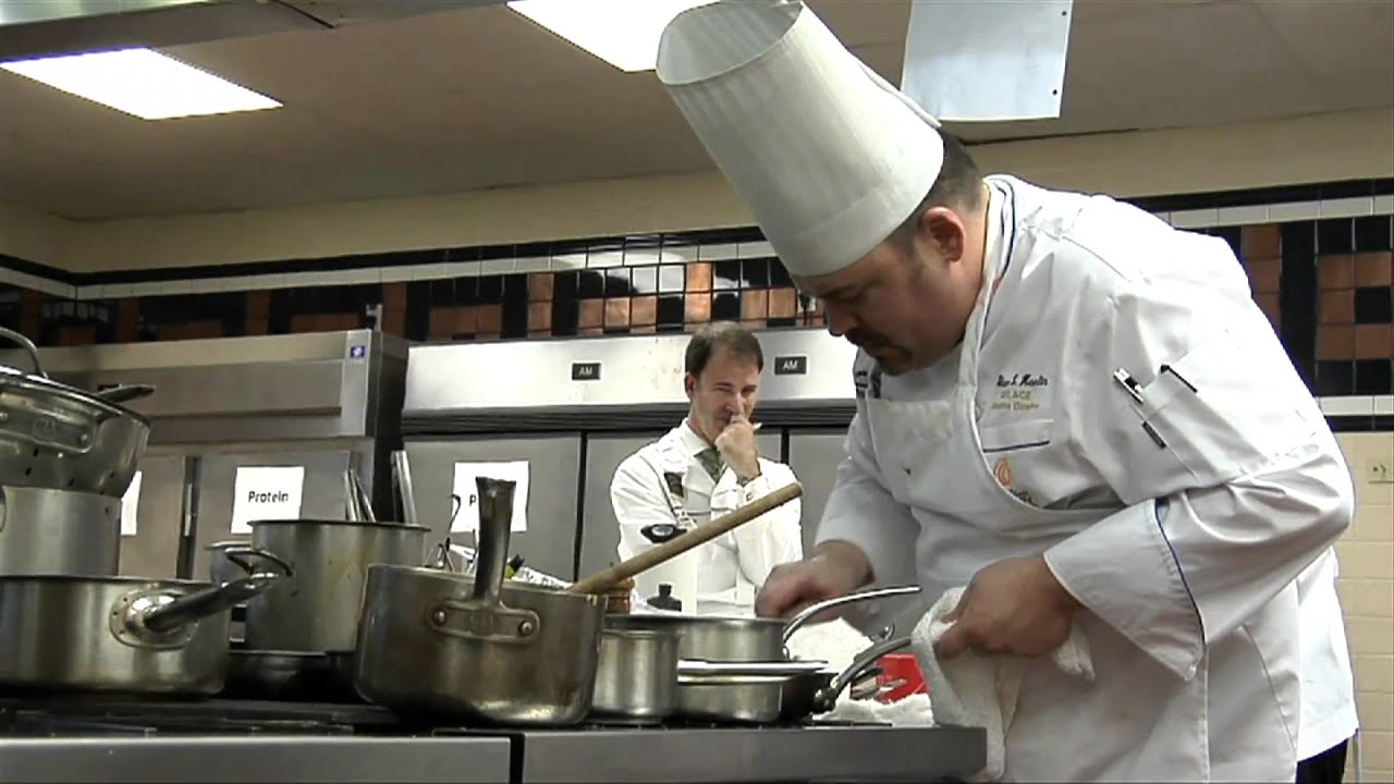 how to become a certified chef
