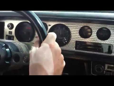 1977 trans am acceleration 0-100mph