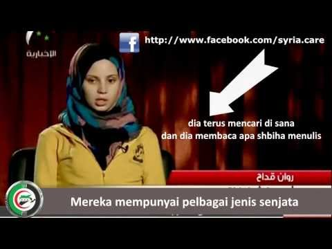 syrian girl story malay) (syria care)