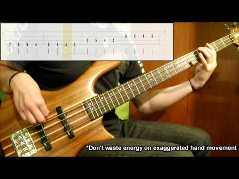 Lesson Bass - Basic String Pop Practice 1