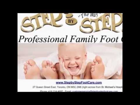 Foot Care in Toronto for Diabetics