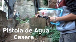 How to Make a Water Gun