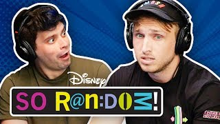 Shayne & Damien Spill The Tea on So Random! - SmoshCast Highlight #20
