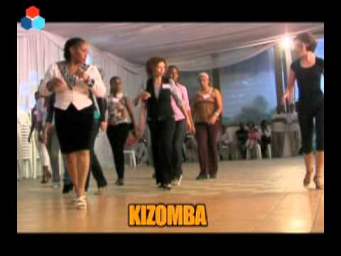 Passos De Kizomba video